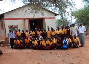 Morphus Rescue Center Girls