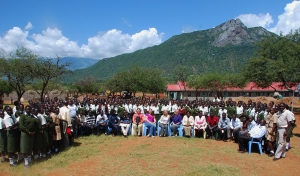 248 Girls at St. Elizabeth Girls Secondary School